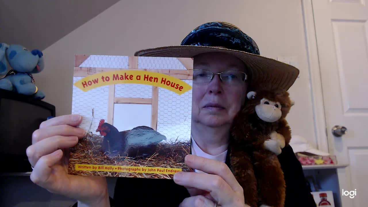 (Read Aloud) How to Build a Hen House DRA 2
