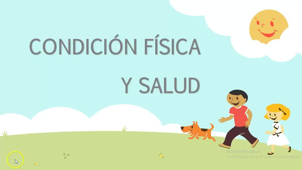 CF Salud 1º ESO