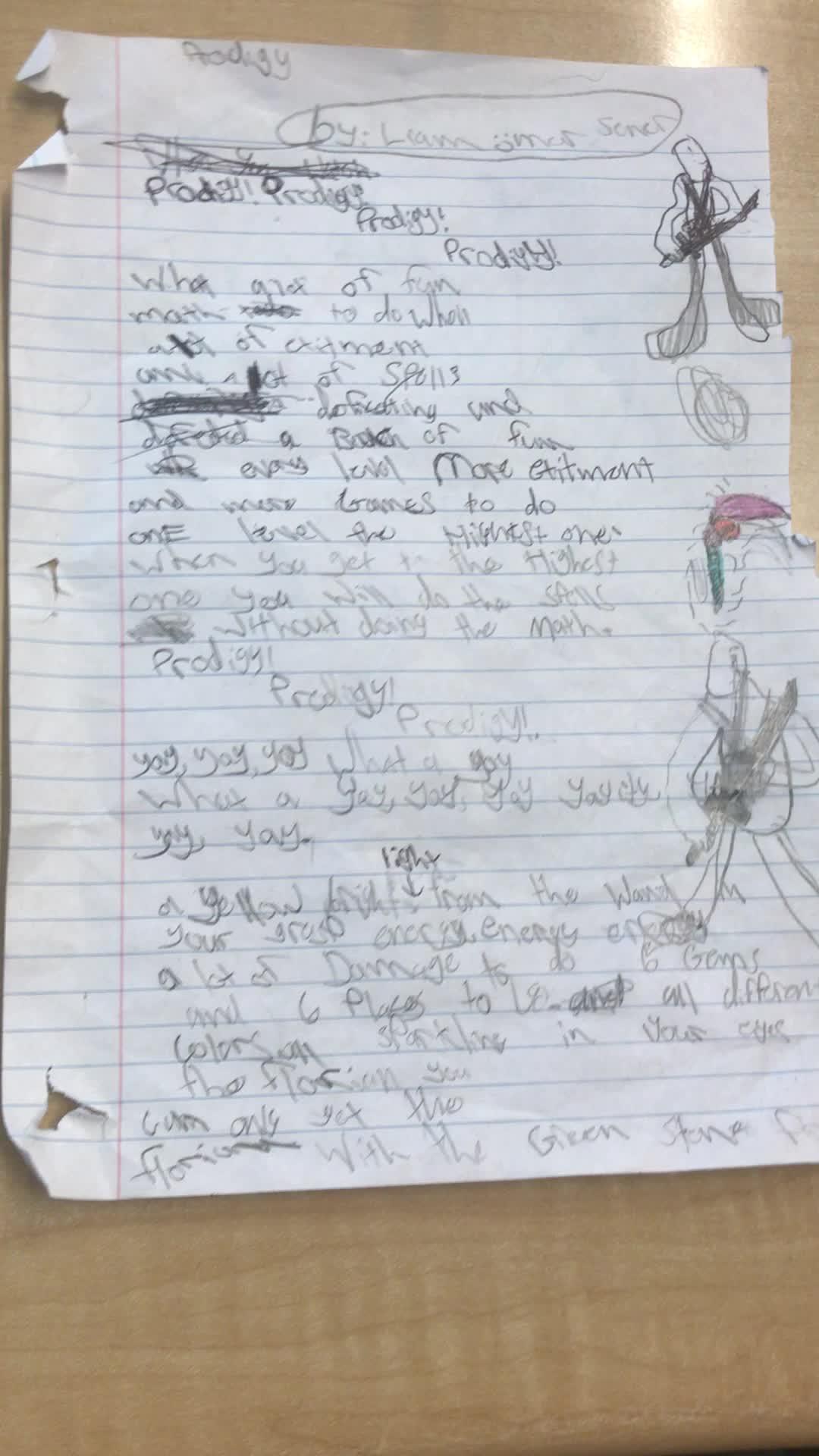 Poetry Slam Grade 3 LS