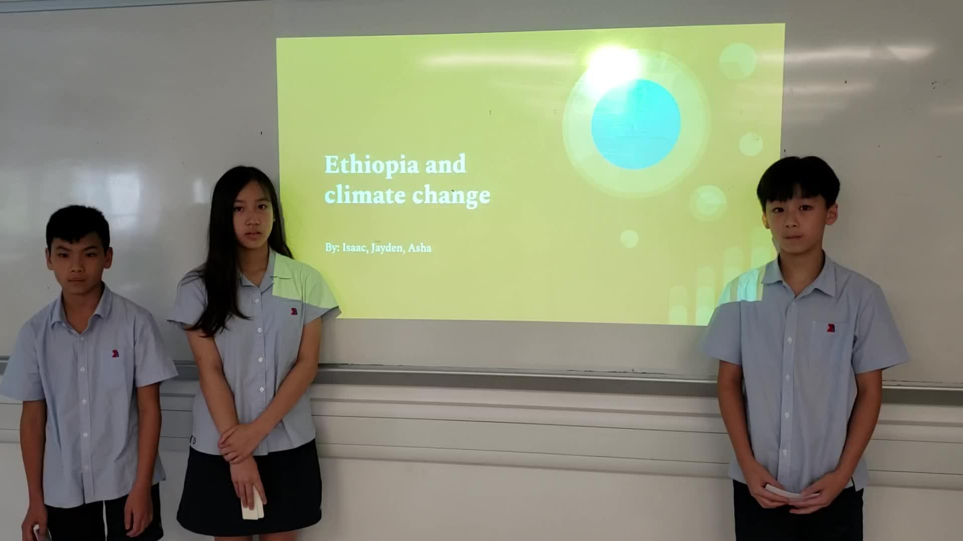 Island School 8W Climate Change Debate 2019 (LZH)