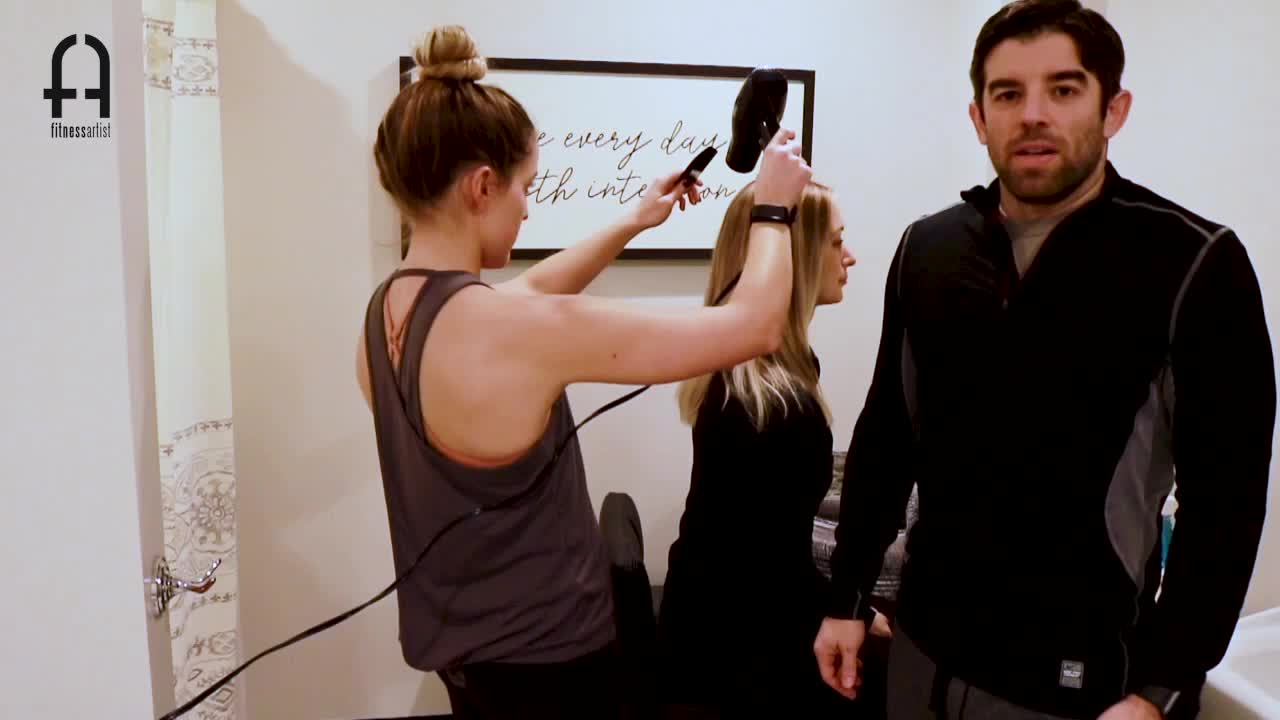 Physical Therapy for Hairdressers Video
