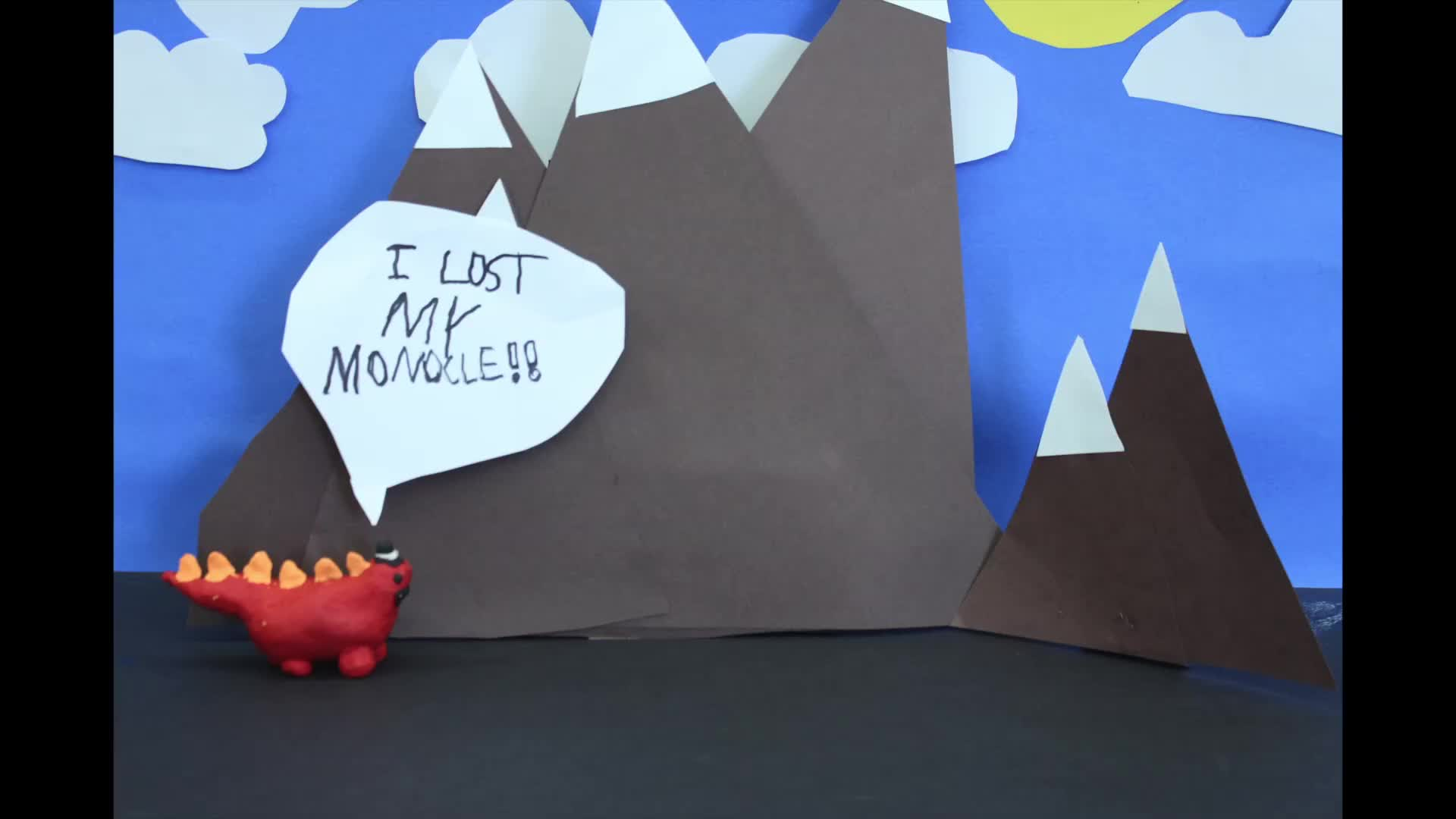 Addison K's Claymation from GVHS Animation Camp 2019