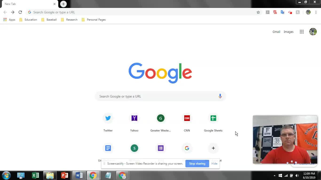 Using Google Advanced Search Techniques