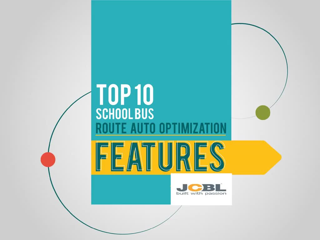 Features of JCBL School Buses