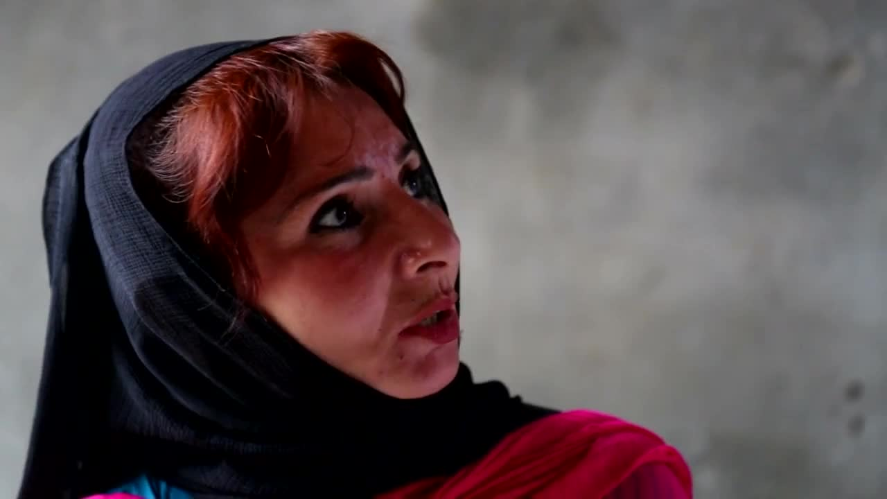 Story of Shagufta | A vaccinator from Taxila