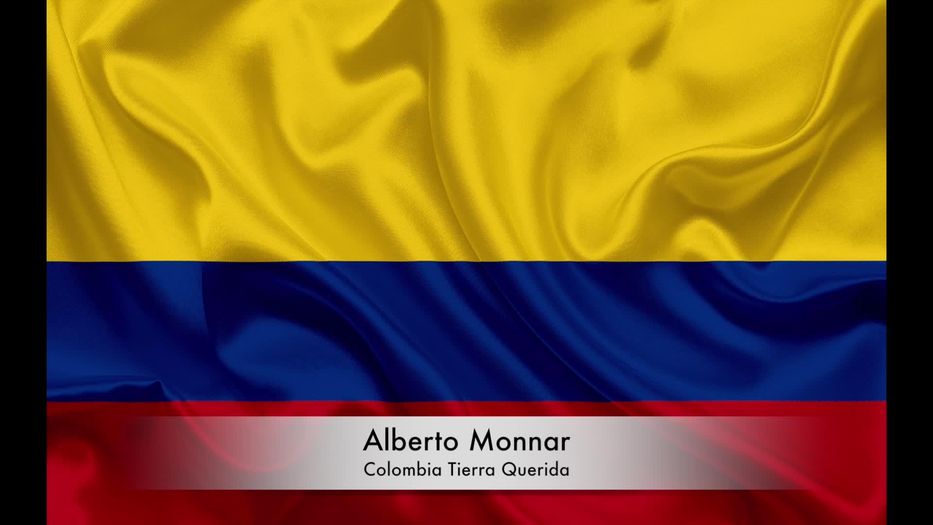 Alberto Monnar - Colombia Tierra Querida