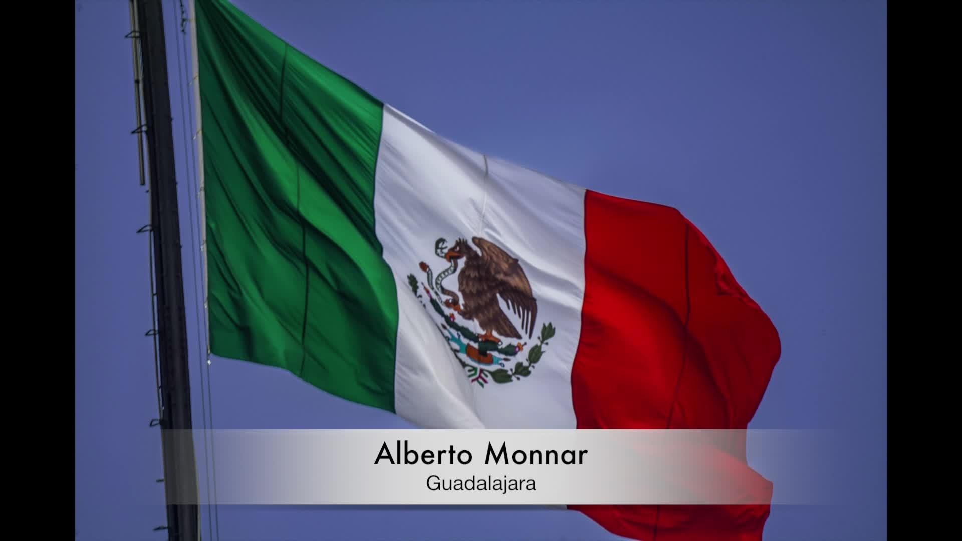 Alberto Monnar - Guadalajara