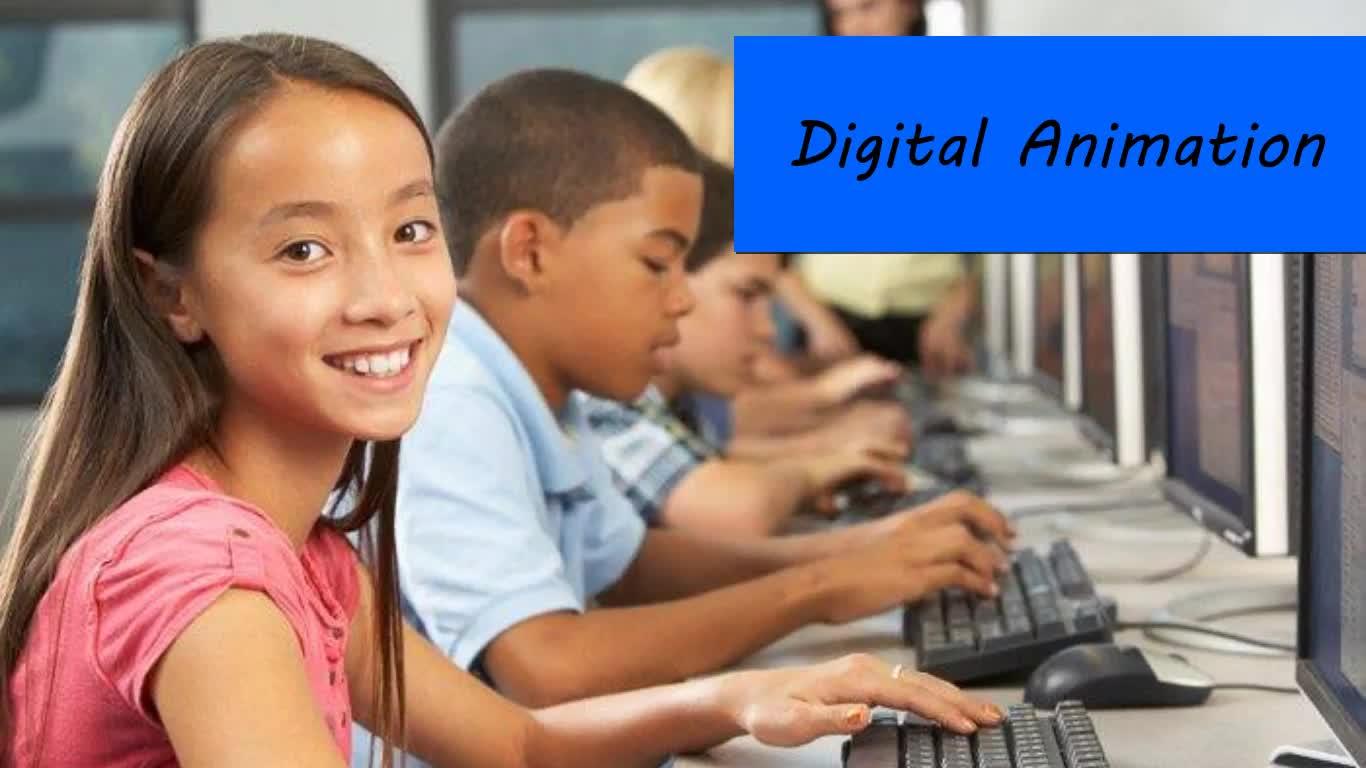 Teach Elementary Kids Digital Animation Using BrainPop and ABCYA