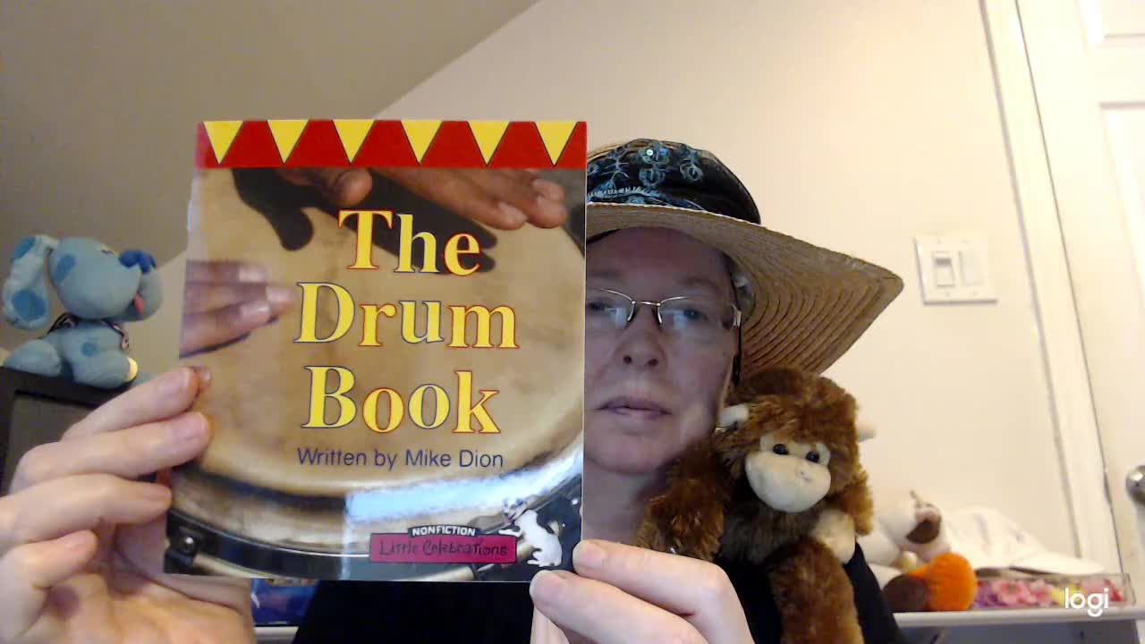 (read aloud) The Drum Book DRA 3
