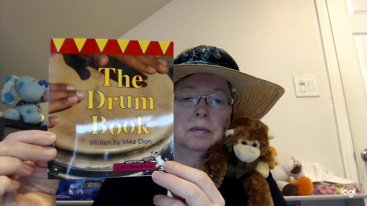 (student practice) The Drum Book DRA 3