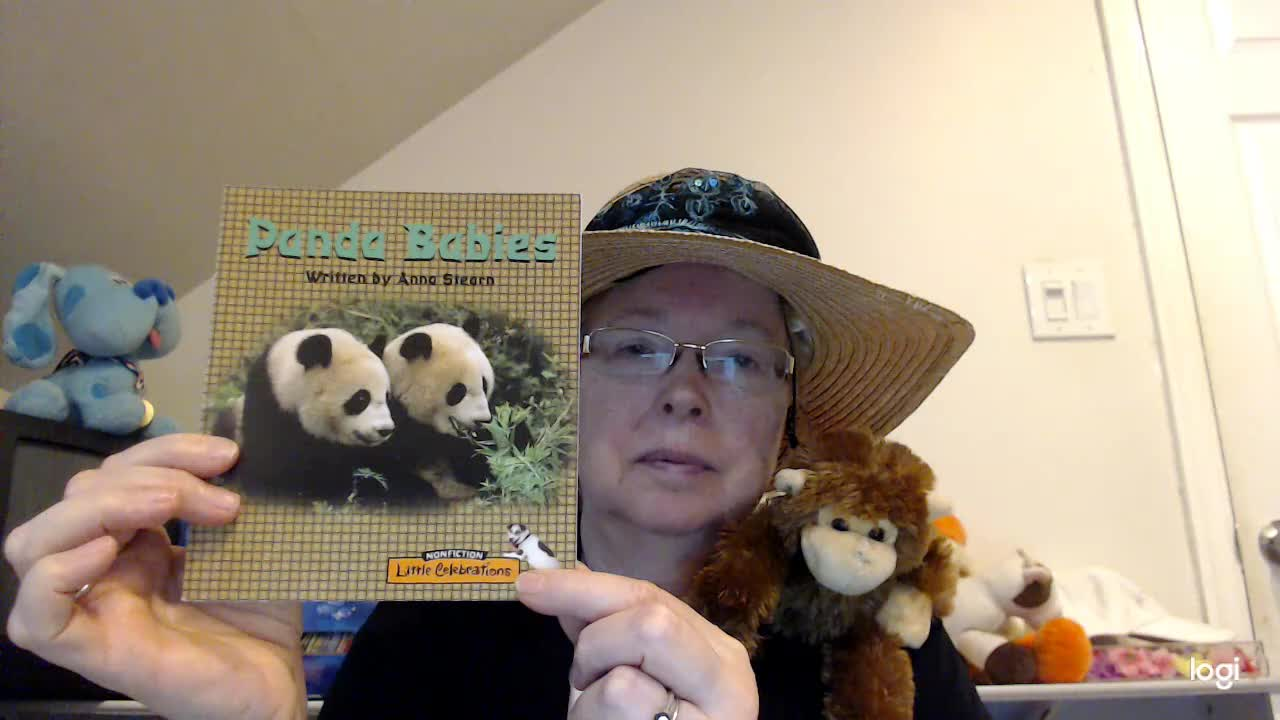 (read aloud) Panda Babies