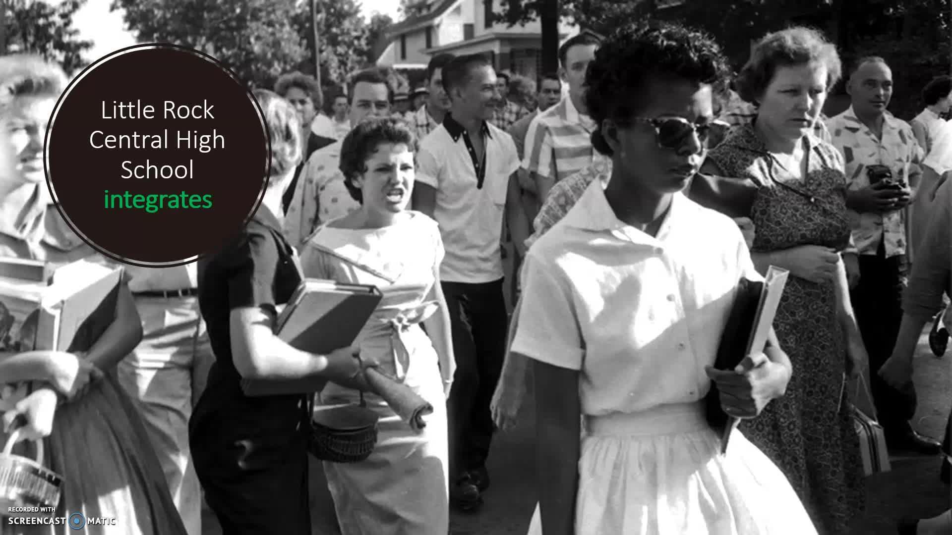 Civil Rights Movement - Part 1