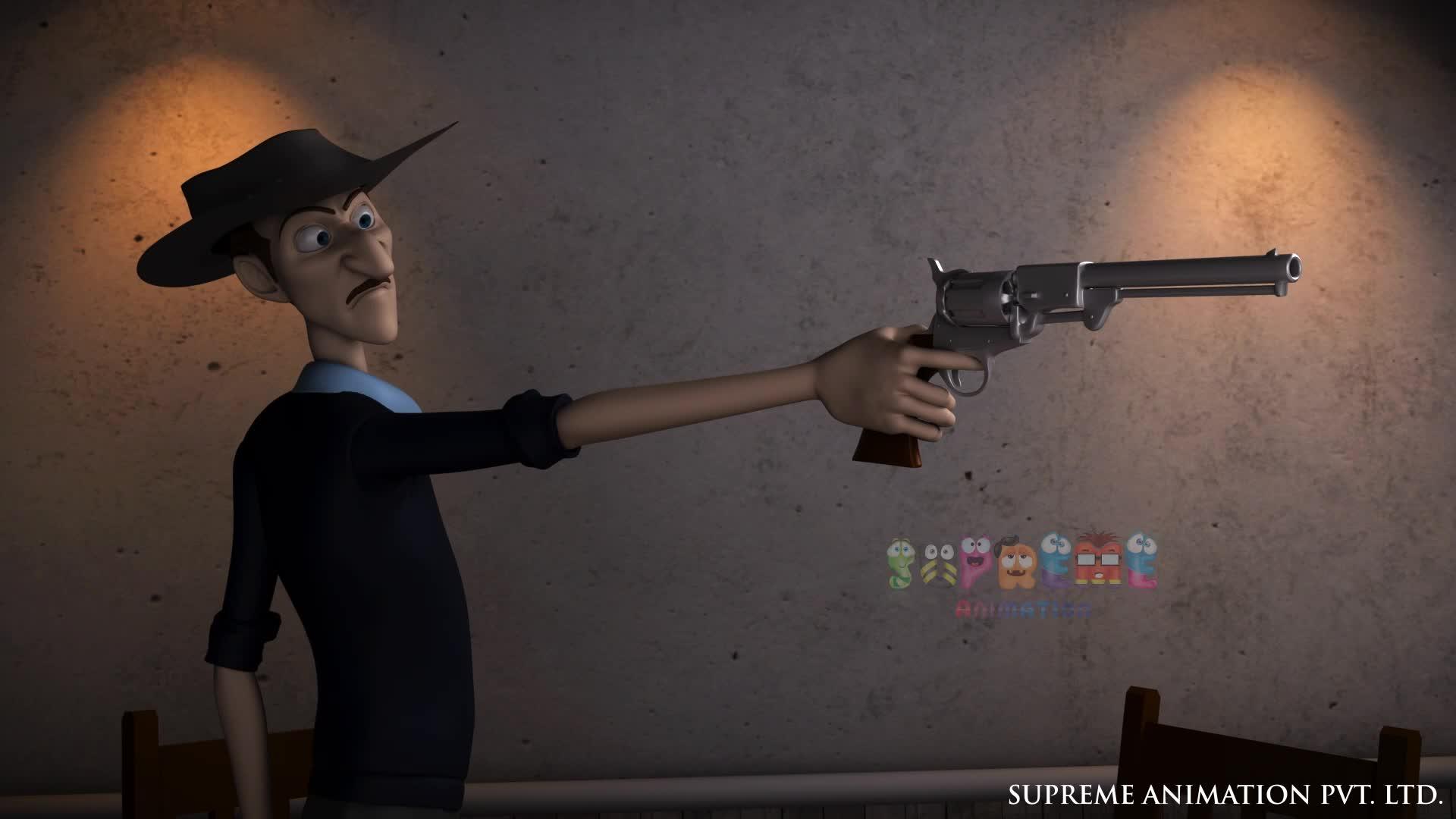 Frank Short 3D Animation | Supreme Animation Studio