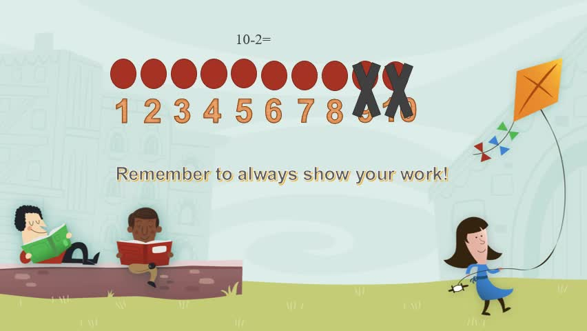 Subtraction for Kindergartners
