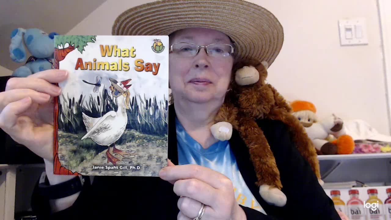 (read aloud) What Animals Say DRA Level 4