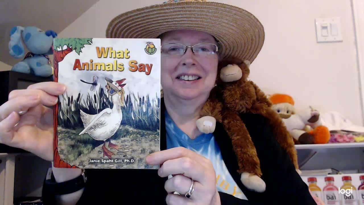(student practice) What Animals Say  DRA Level 4