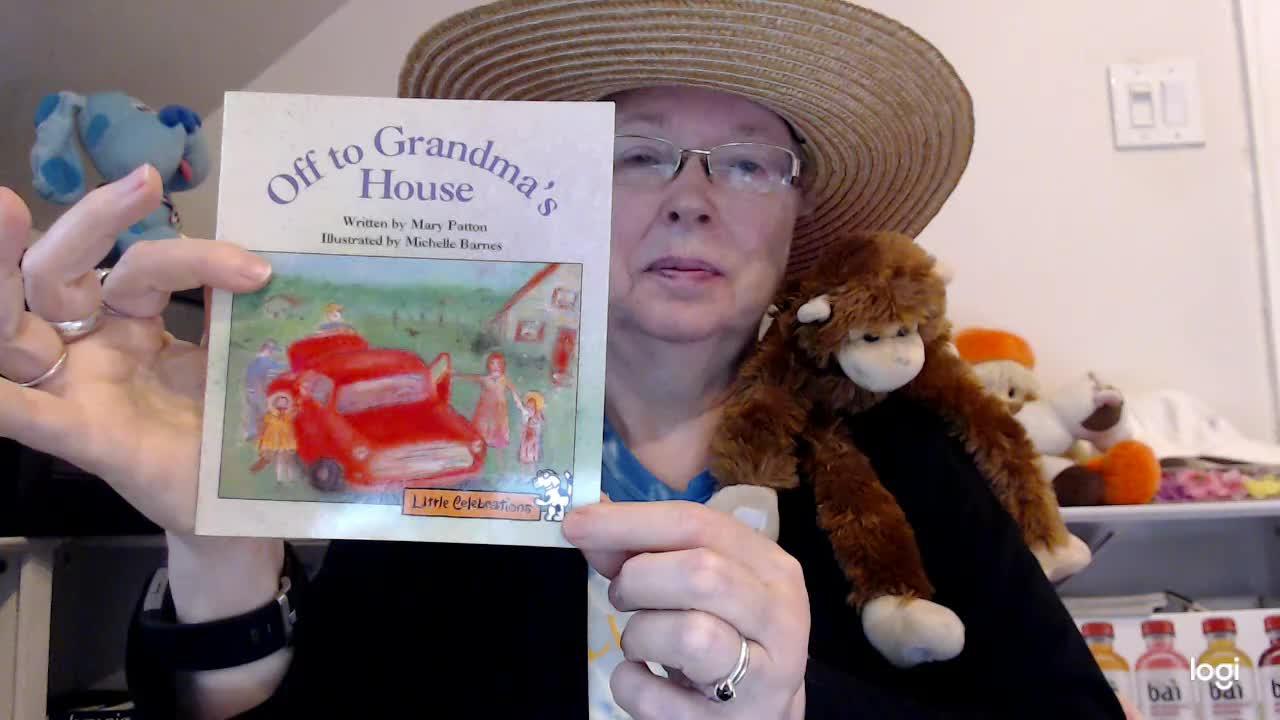 (read aloud) Off to Grandma's House