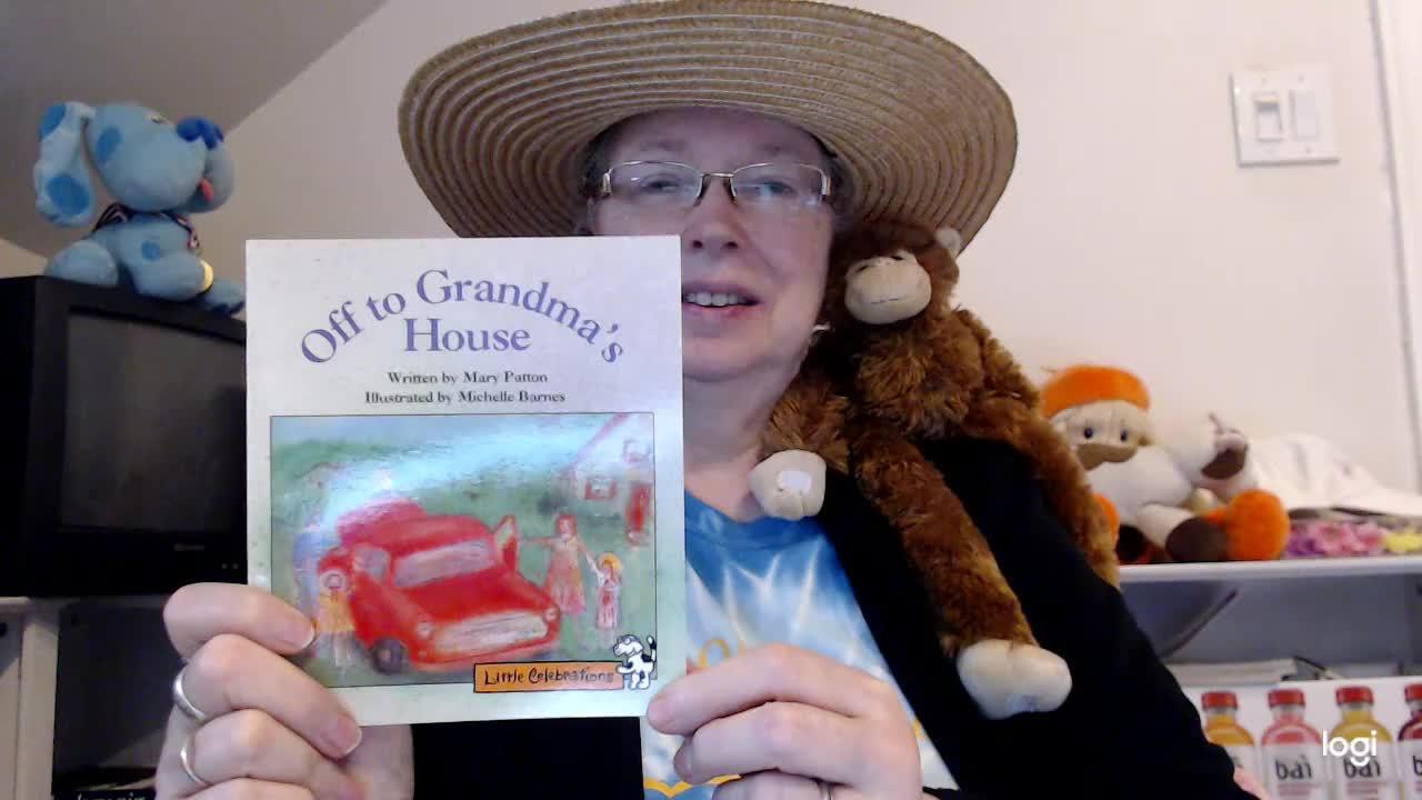 (student practice) Off to Grandma's House DRA Level 4