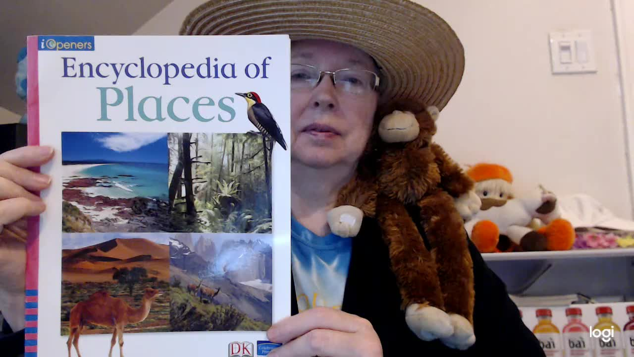 (text features) Encyclopedia of Places DRA 4