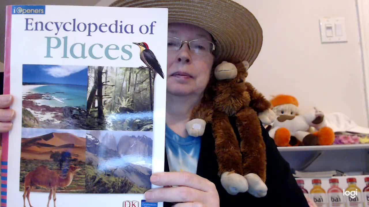 (read aloud) Encyclopedia of Places  DRA 4