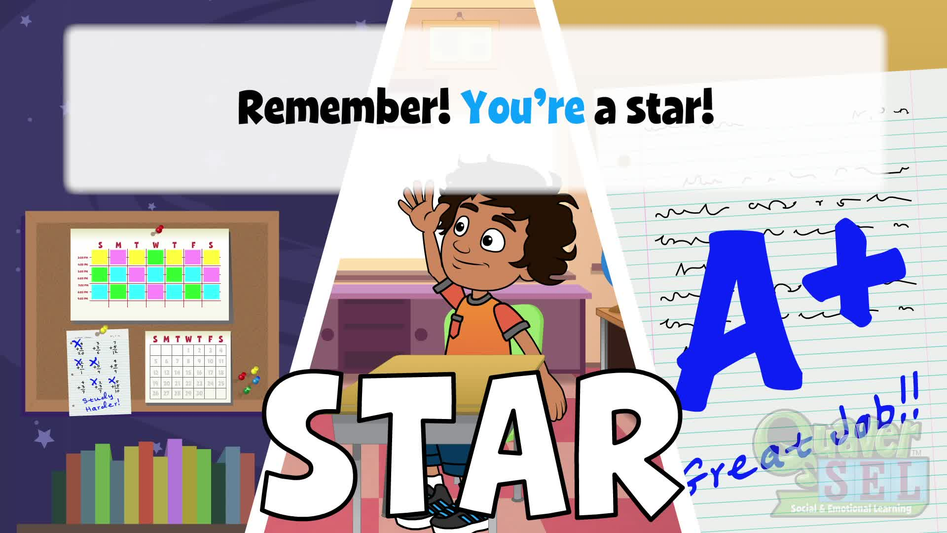 QuaverSEL Song of the Month: You're A Star
