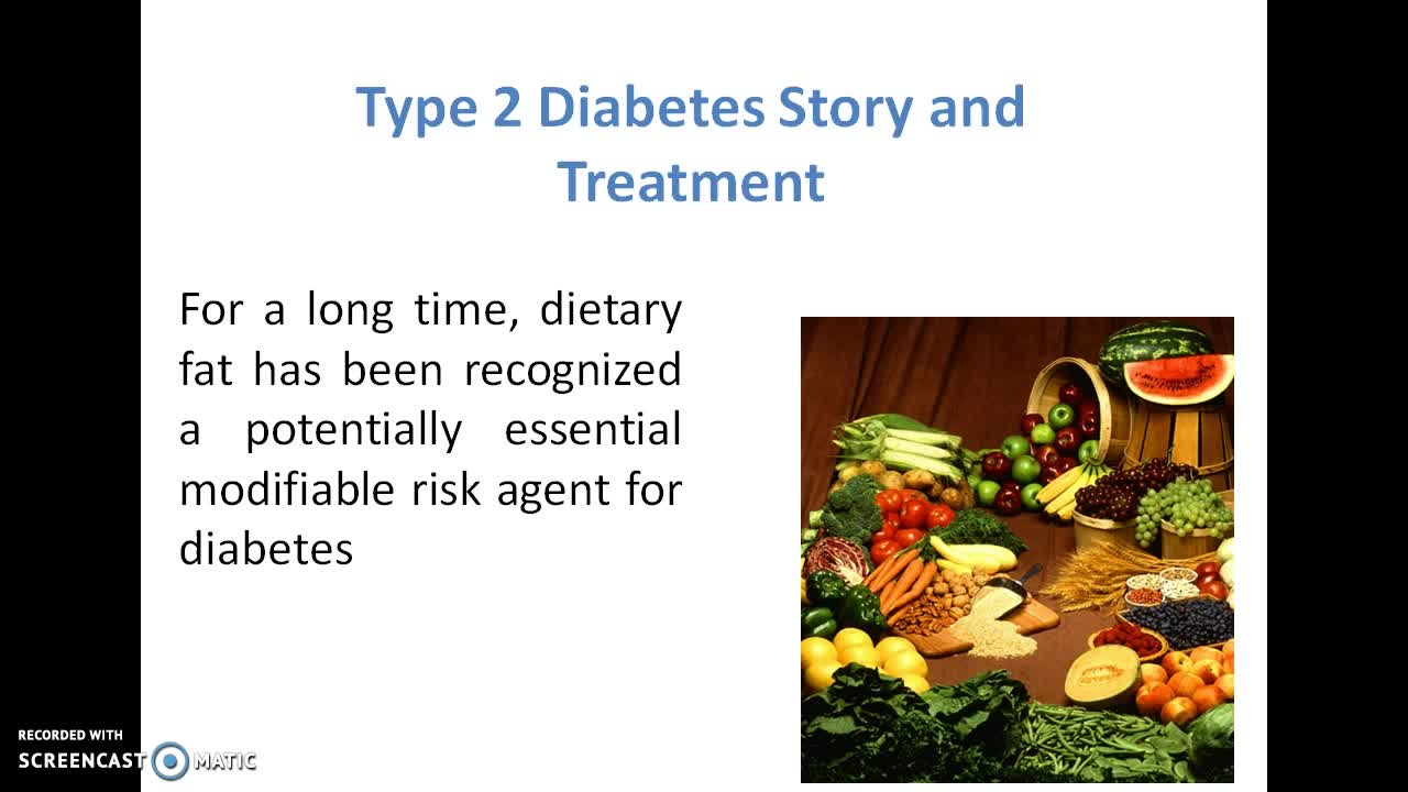 Type 2 Diabetes Story and Treatment | Online Course | Udemy