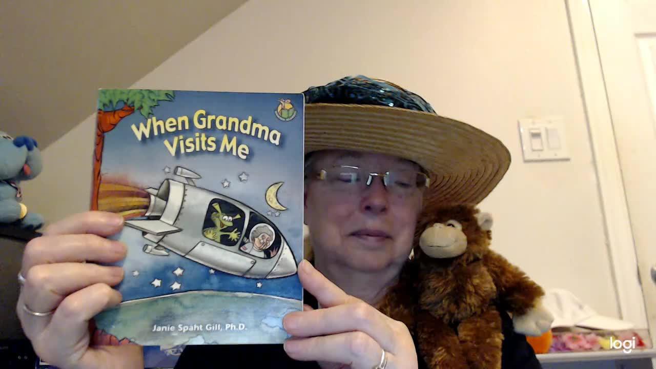 (student practice) When Grandma Visits Me  DRA Level 6