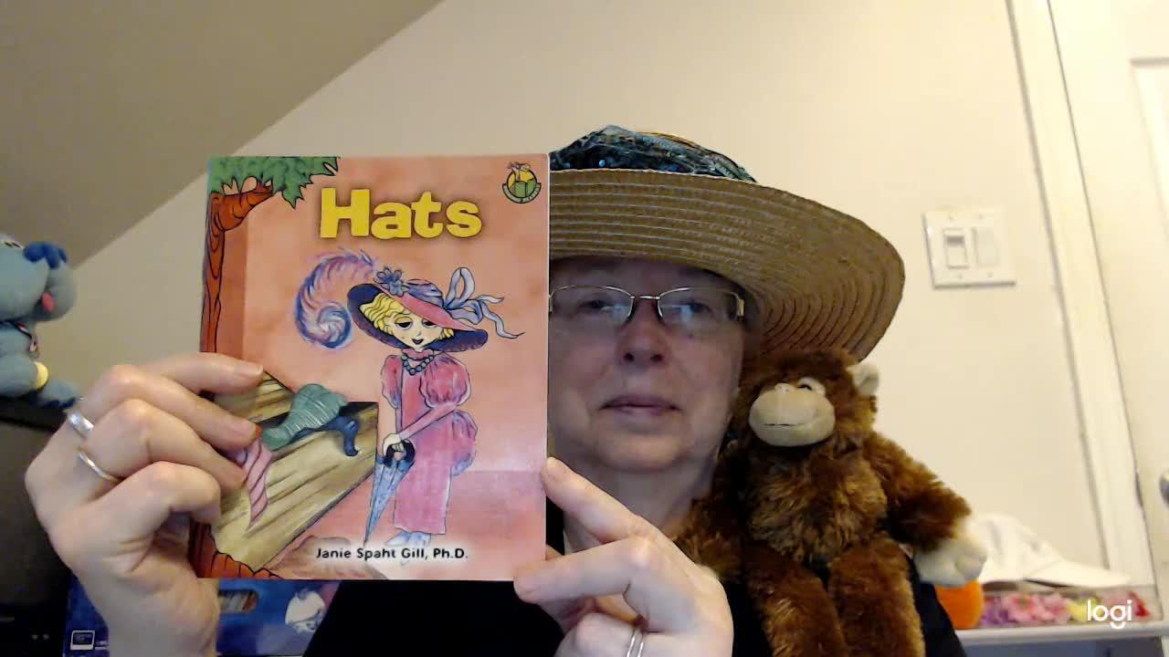 (read aloud) Hats DRA level 6