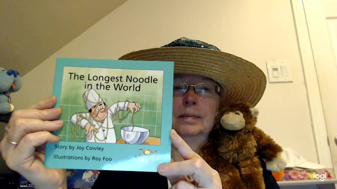 (read aloud) The Longest Noodle in the World DRA Level 6