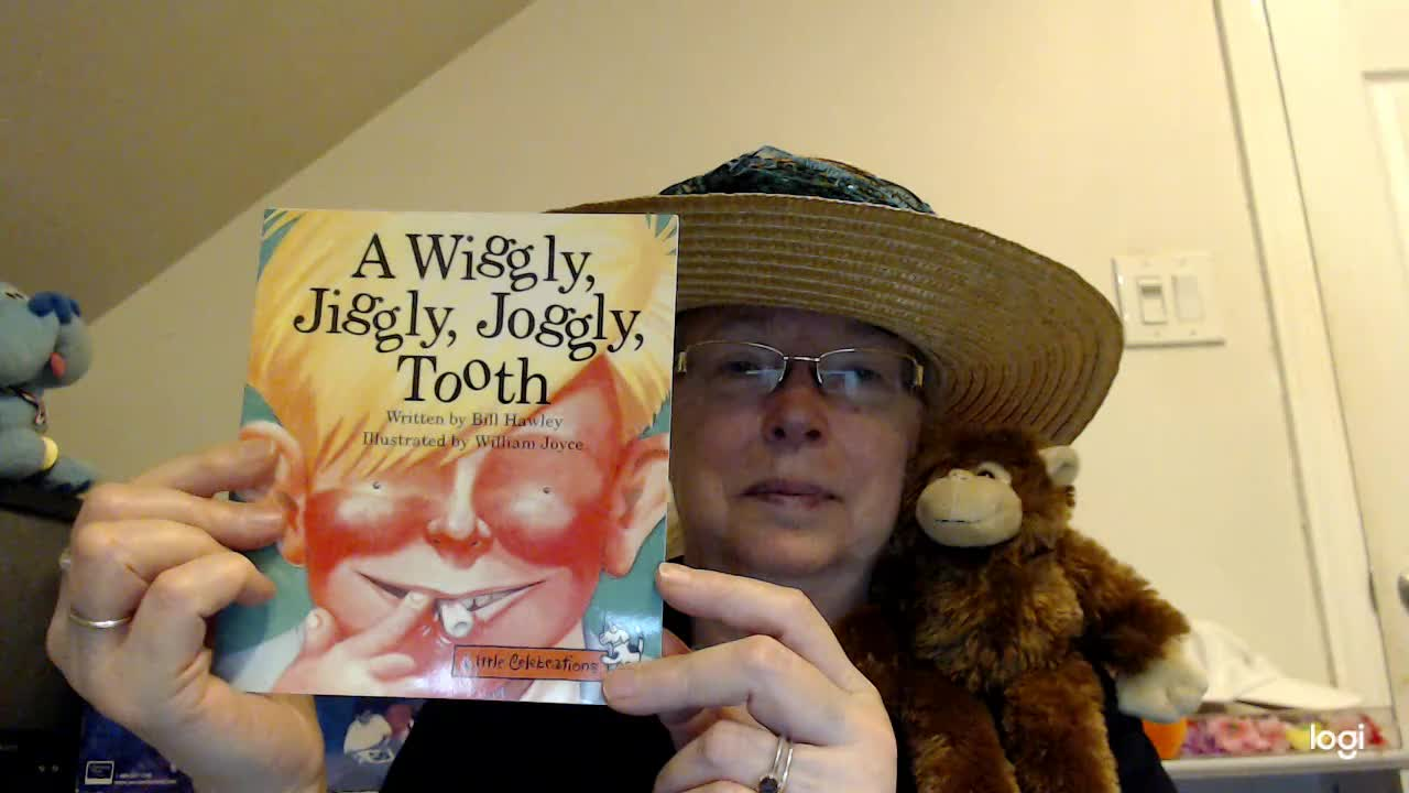 (read aloud) A Wiggly Jiggly Joggly Tooth DRA Level 6
