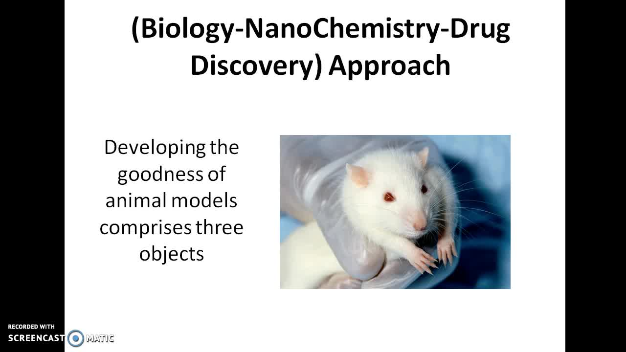 Evolution of Holism Theory via (Biology-NanoChemistry-Drug Discovery) Approach | Udemy