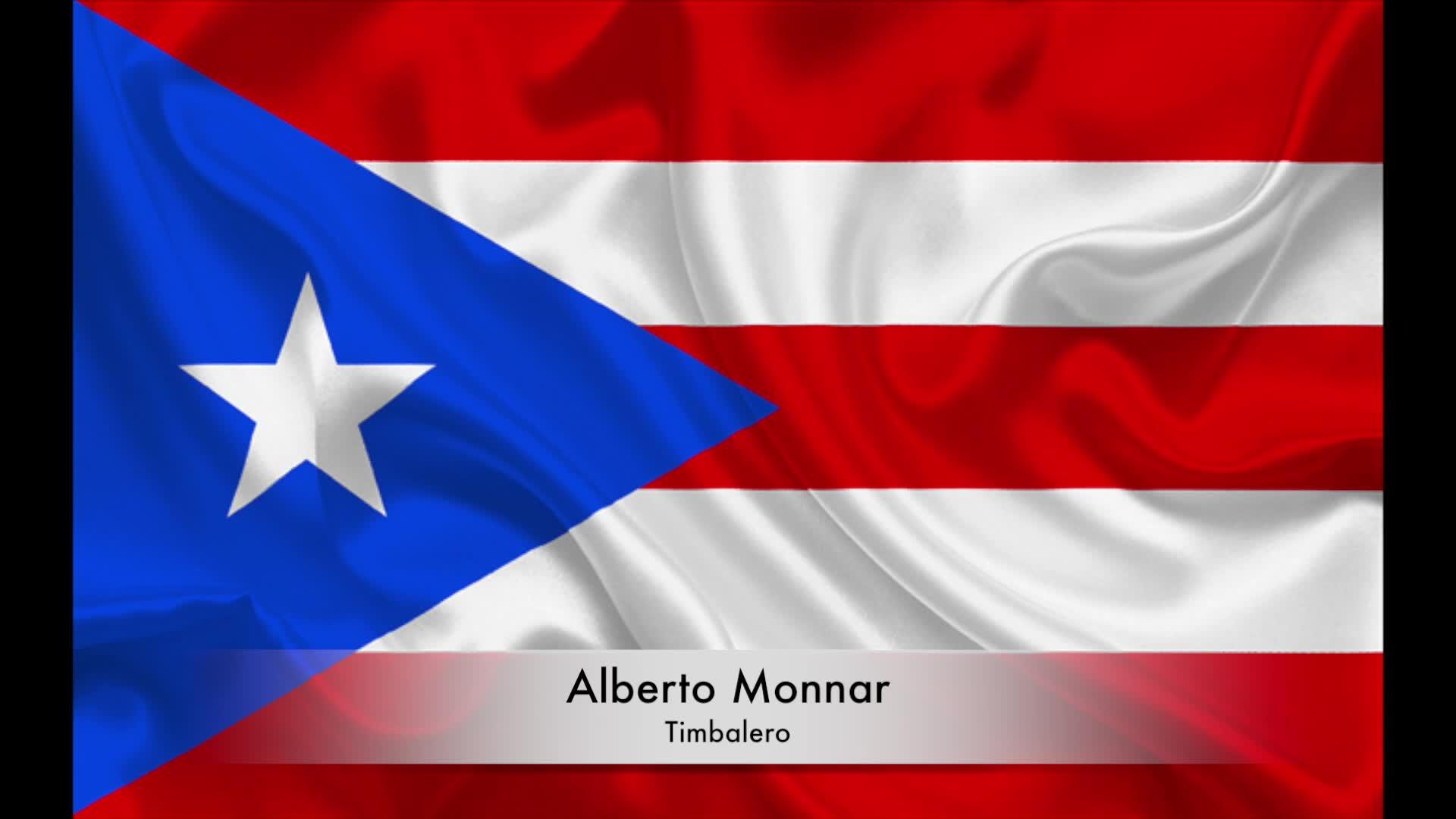 Alberto Monnar - Timbalero