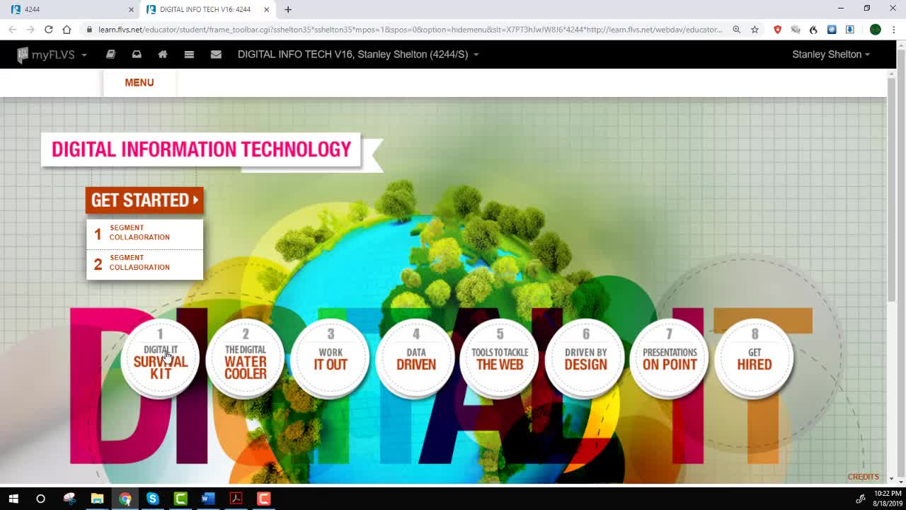 Welcome Call - Digital Information Technology