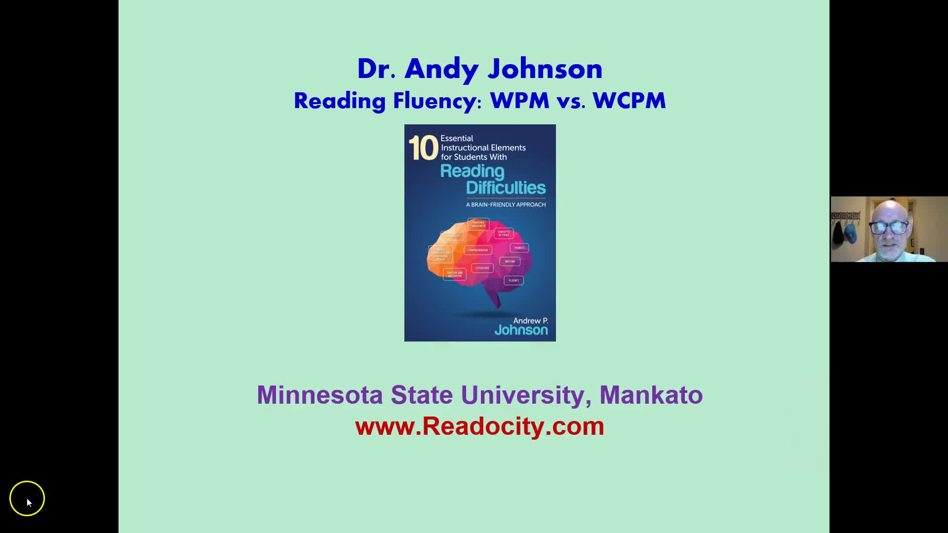 READING FLUENCY: WPM OR WCPM