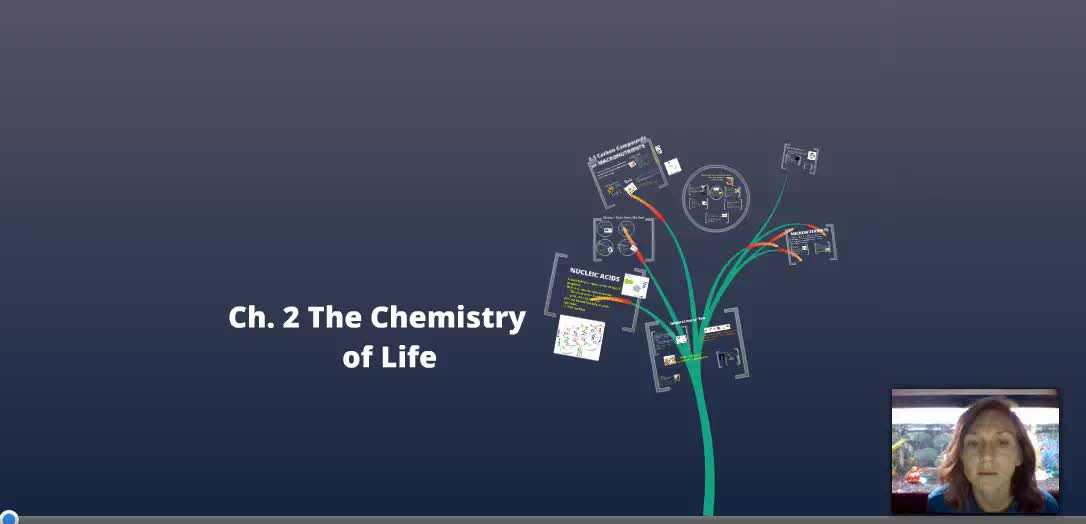 Ch. 2 Video Lecture: The Chemistry of Life