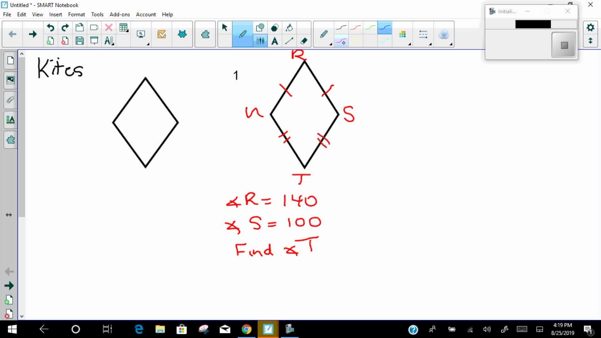 Mays Math Kites