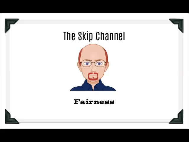 Character Education - Fairness