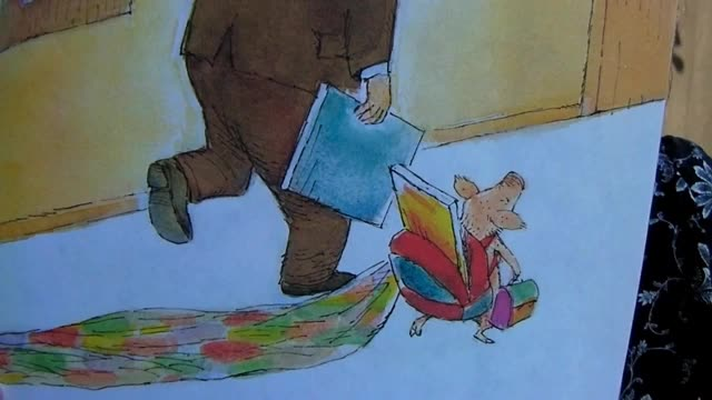 Miss. Gibson Reads... Rufus Goes to School