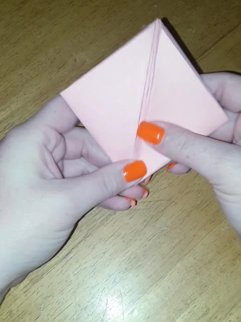 How To Make A Paper Finger Puppet