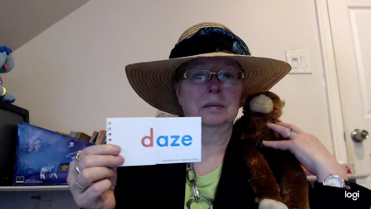 """""""AZE"""" Word Family"""