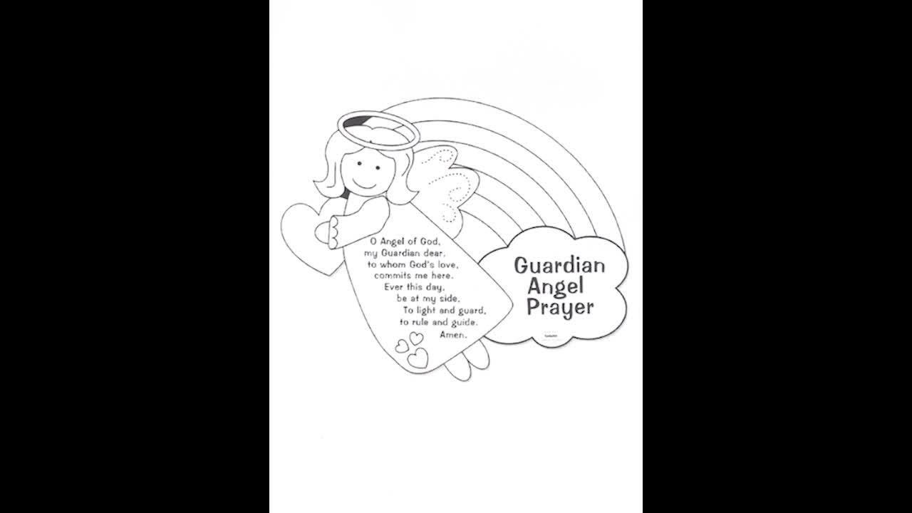 Prayer - Angel of God