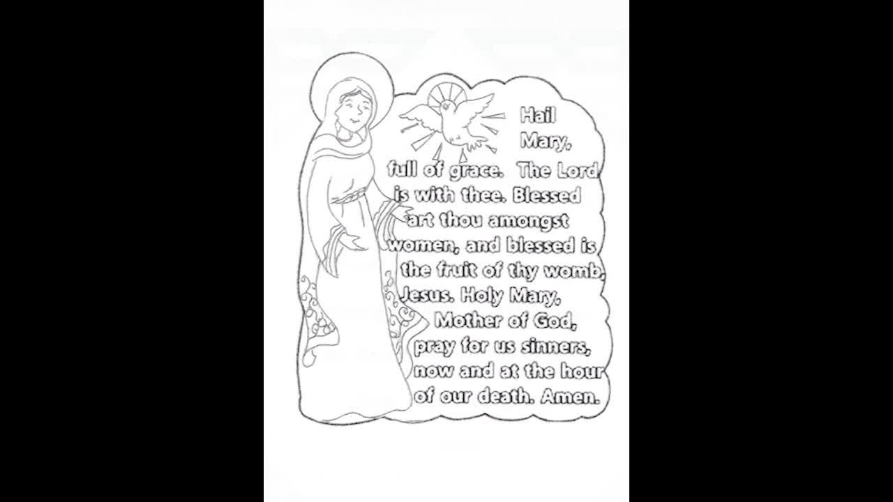 Prayer - Hail Mary