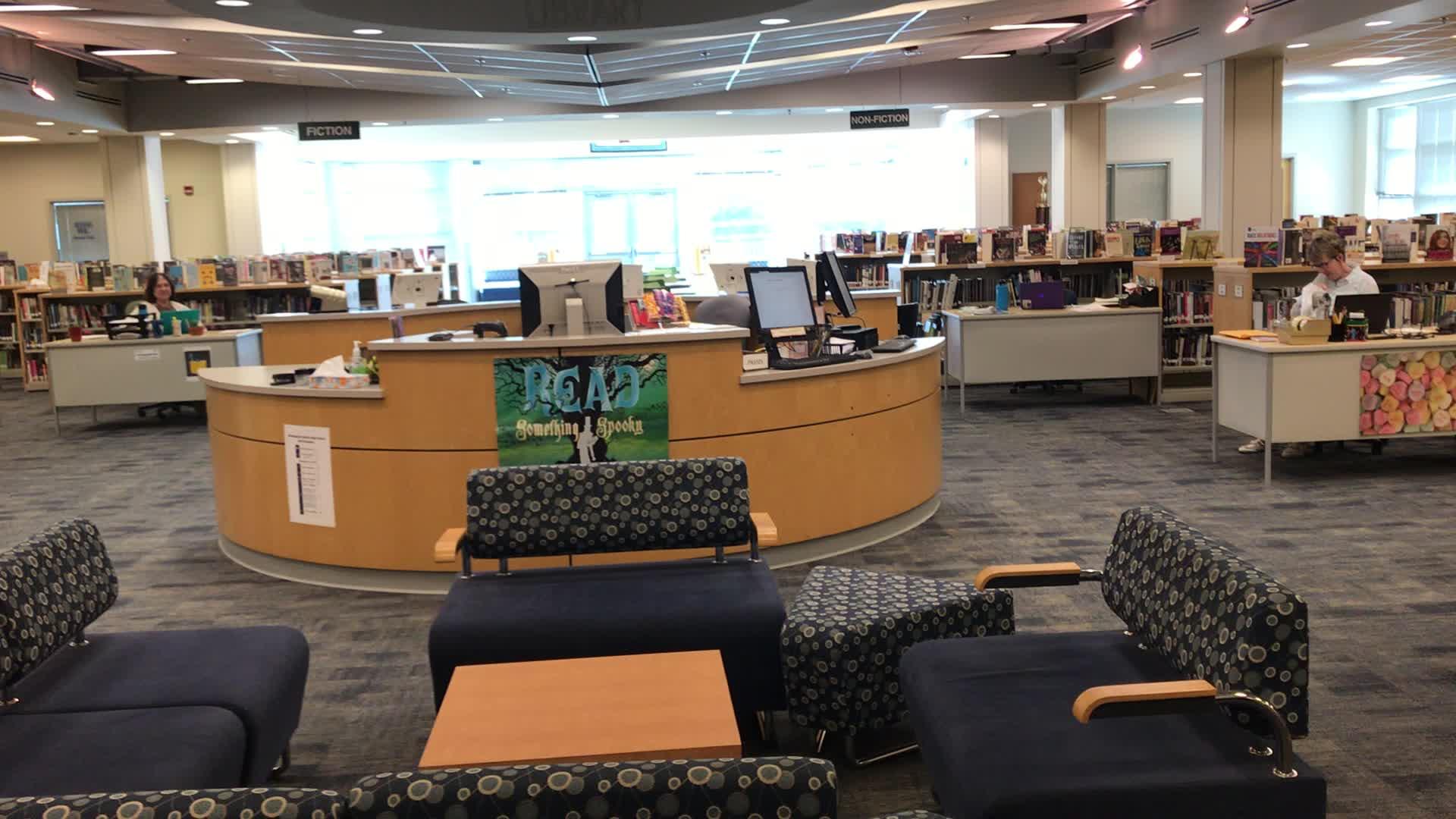 W-L Library Tour