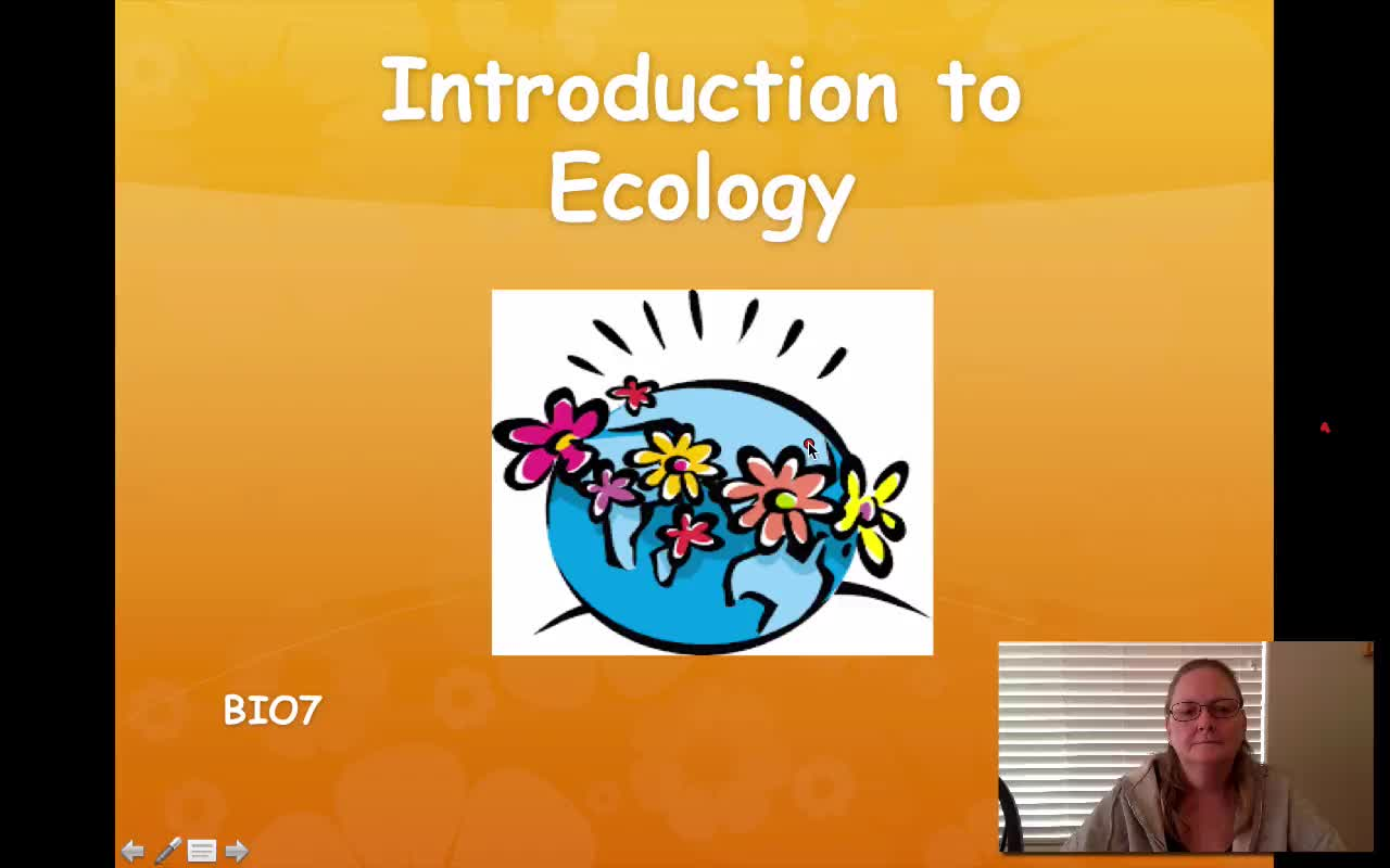 7. Introduction to Ecology