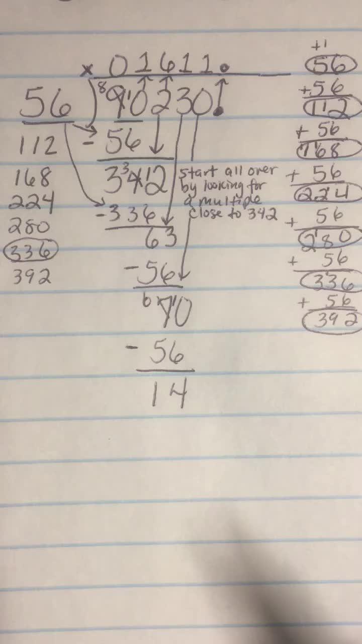 Divide Decimals-Video3of5